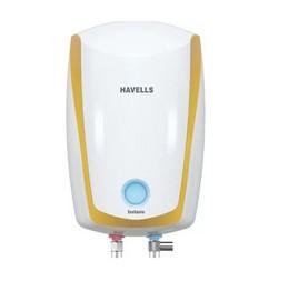 HAVELLS WATER HEATER INSTANIO 1L WHITE MUSTARD