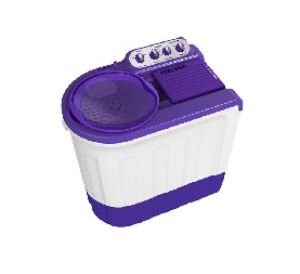 WHIRLPOOL WM SA ACE SUP SOAK 7.5KG CORAL PURPLE 5YR