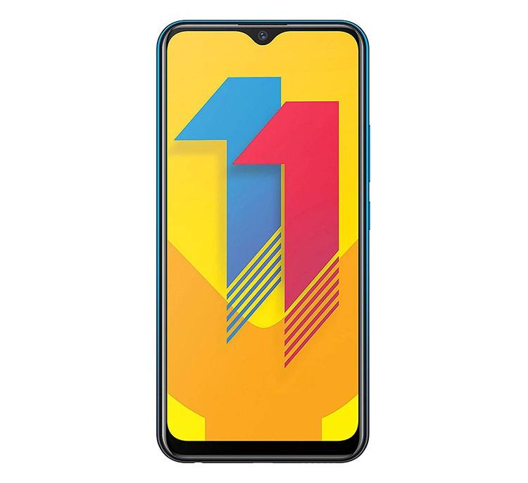 VIVO SMART PHONE Y11 - 3 - 32GB MINERAL BLUE