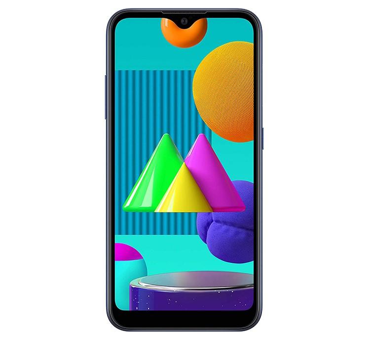 SAMSUNG SMART PHONE GALAXY M01 - 3 - 32GB BLUE