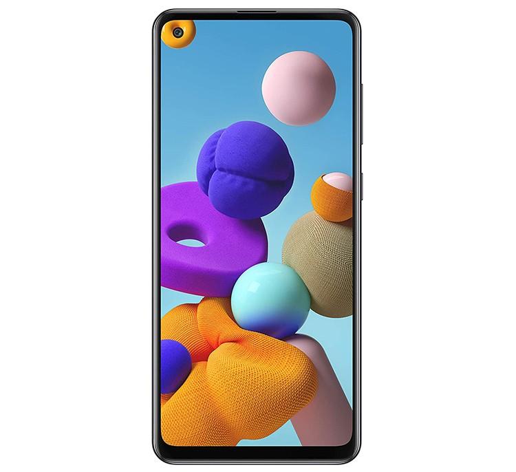 SAMSUNG SMART PHONE GALAXY A21s - 4 - 64 GB BLACK