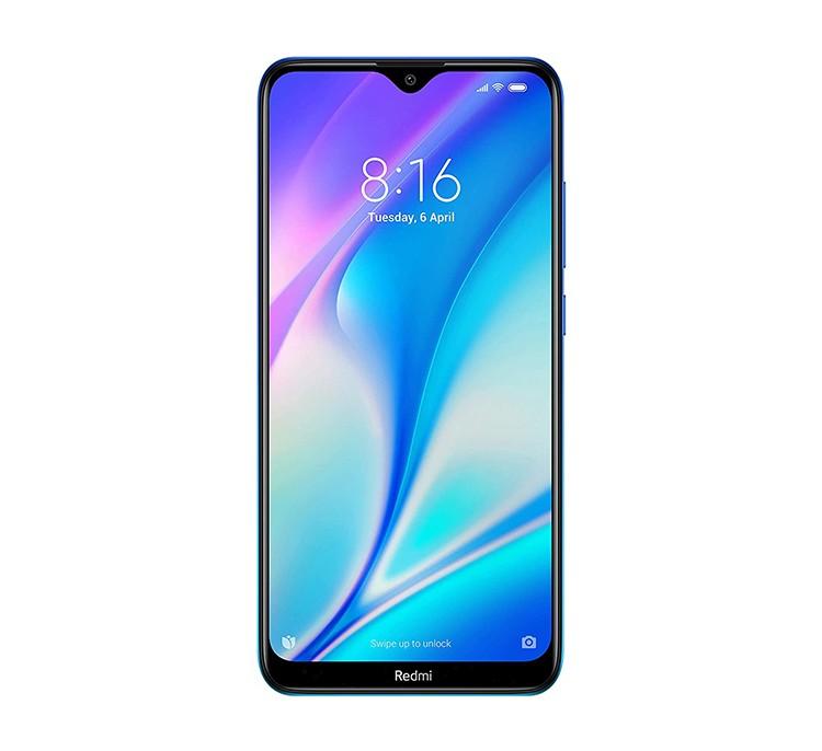 XIAOMI MOBILE PHONE REDMI 8A DUAL - 3 - 64 GB SEA BLUE