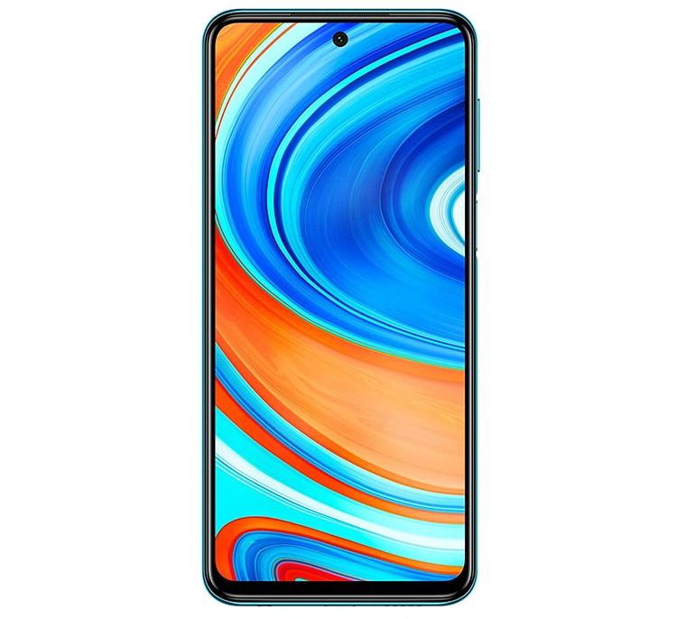 XIAOMI MOBILE PHONE REDMI NOTE 9 PRO MAX - 6 - 128 GB AURORA BLUE