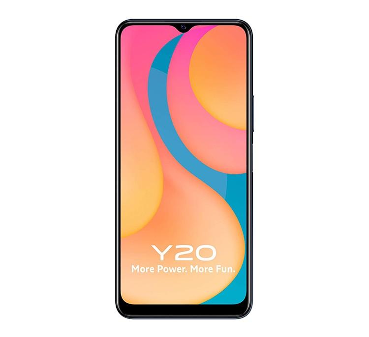 VIVO SMART PHONE Y20 - 4 - 64GB BLACK
