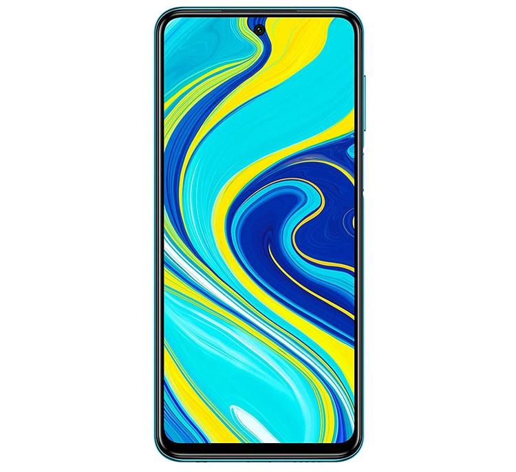 XIAOMI MOBILE PHONE REDMI NOTE 9 PRO - 4 - 128GB AURORA BLUE