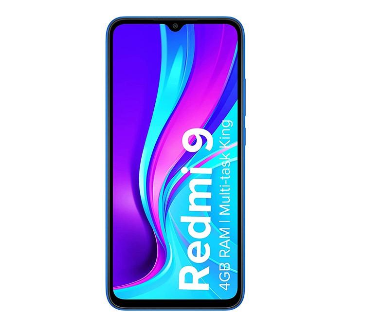 XIAOMI MOBILE PHONE REDMI 9 - 4 - 64GB CARBON BLACK