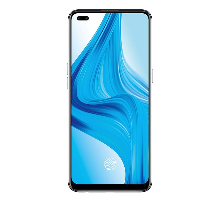 OPPO SMART PHONE F17 PRO - 8 - 128GB BLACK