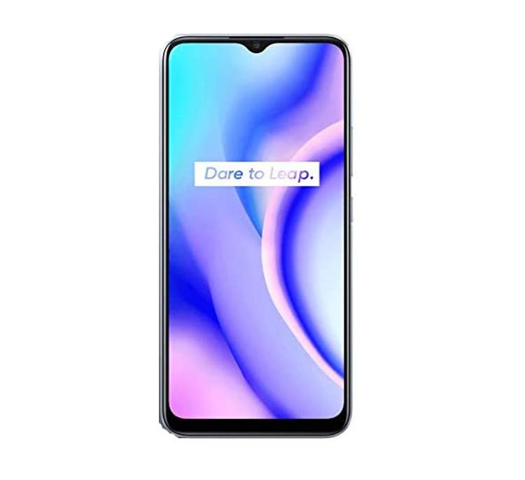 REALME MOBILE PHONE C15 - 4 - 64GB POWER SILVER