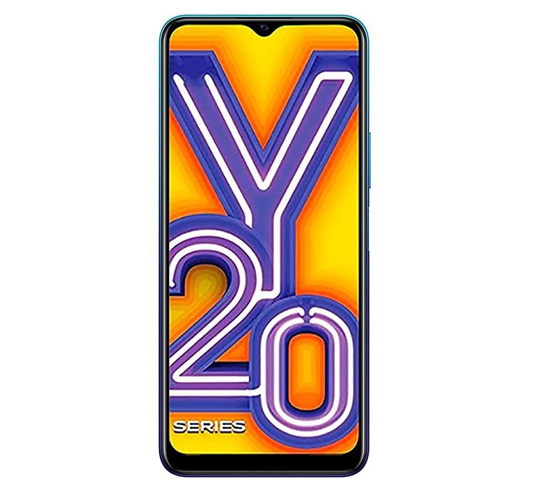 VIVO SMART PHONE Y20A - 3 - 64GB NEBULA BLUE
