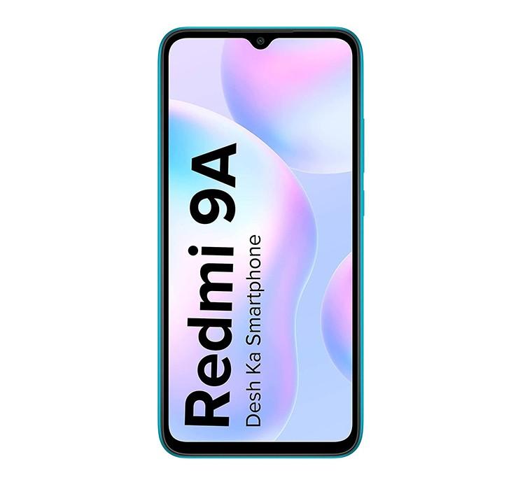 XIAOMI MOBILE PHONE REDMI 9A - 2 - 32GB MIDNIGHT BLACK