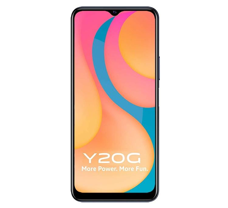 VIVO SMART PHONE Y20G - 4 - 64GB BLACK