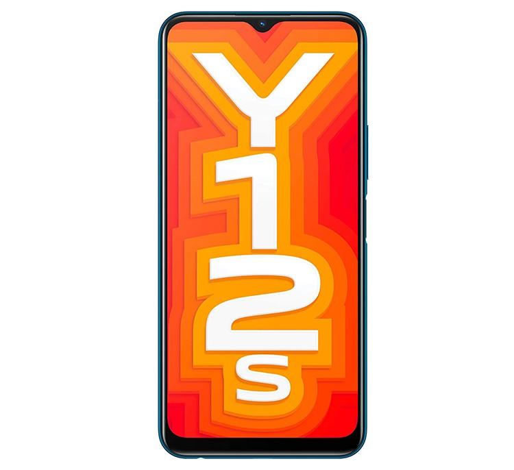 VIVO SMART PHONE Y12S - 3 - 32GB BLACK