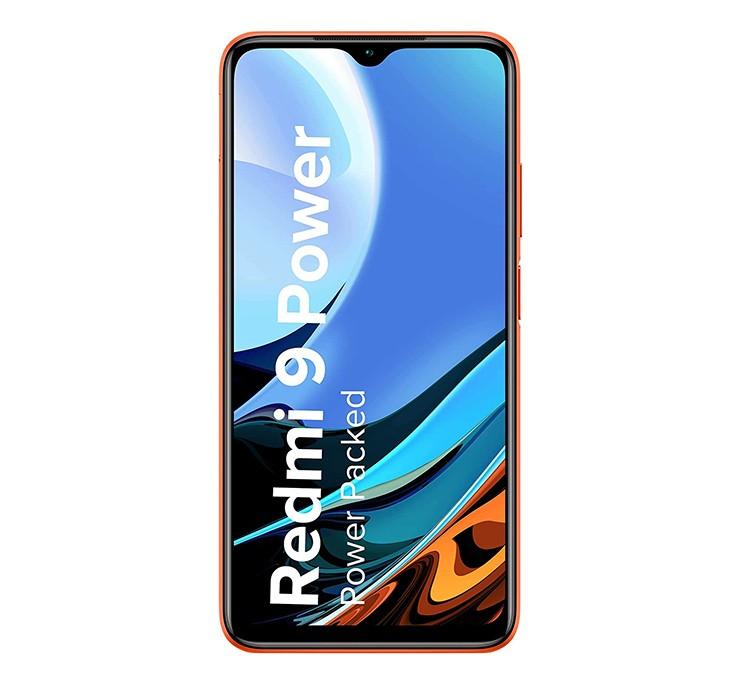XIAOMI MOBILE PHONE REDMI 9 POWER- 4 - 64GB BLACK