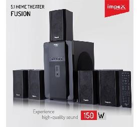 IMPEX MULTIMEDIA SPEAKER FUSION 5.1 CH