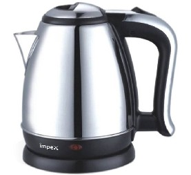 IMPEX ELECTRIC KETTLE STEAMER 1501