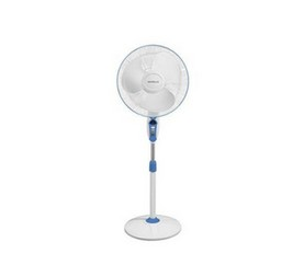 HAVELLS PEDESTAL FAN SPRINT LED BLUE 400MM