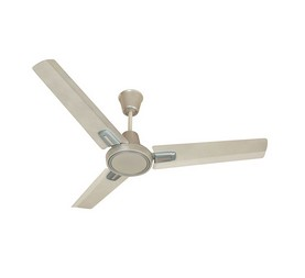POLYCAB CELING FAN AMBIANCE PERAL SILVER 1200MM