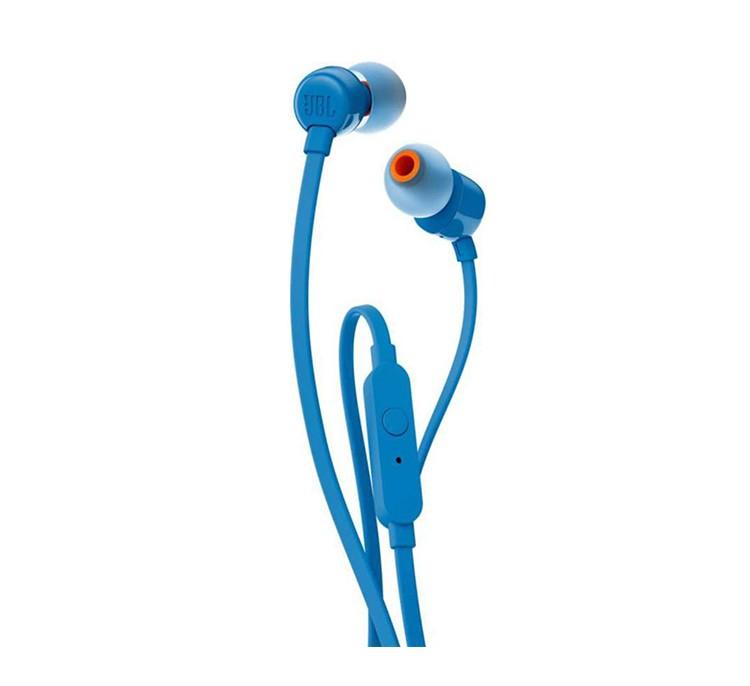 AB - JBL EARPHONE WIRED T110 BLUE