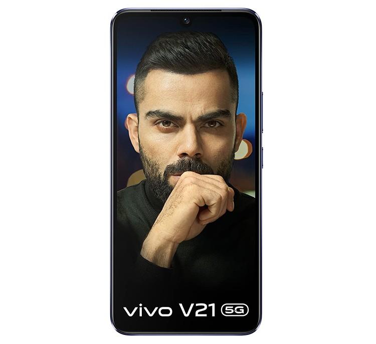 VIVO SMART PHONE V21 - 8 - 128GB DUSK BLUE