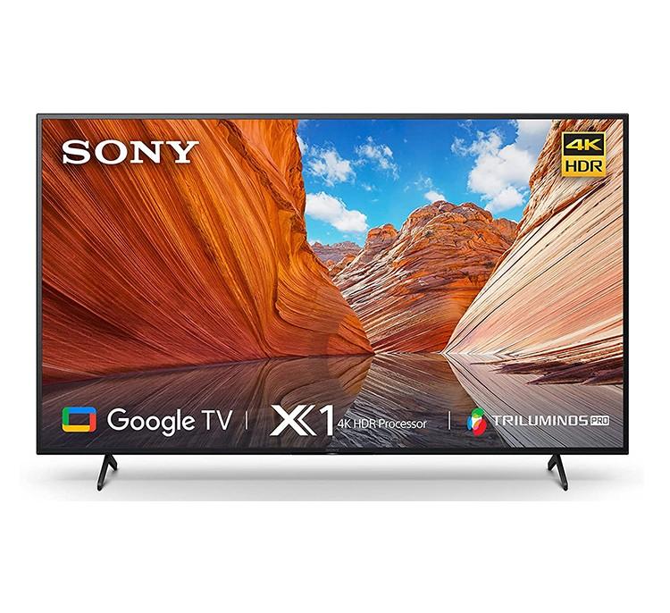 SONY LED TV KD-55X80J 4K UHD SMART