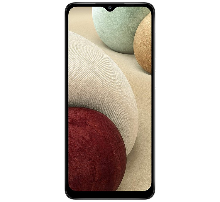 SAMSUNG SMART PHONE GALAXY A12 - 4 - 64GB WHITE