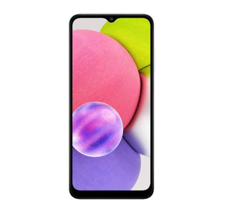 SAMSUNG SMART PHONE GALAXY A03S - 3 - 32GB WHITE